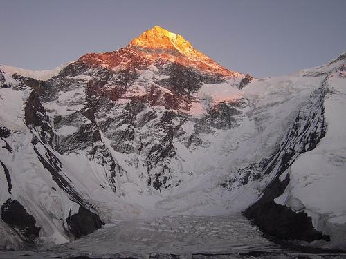 pico de khan tengri