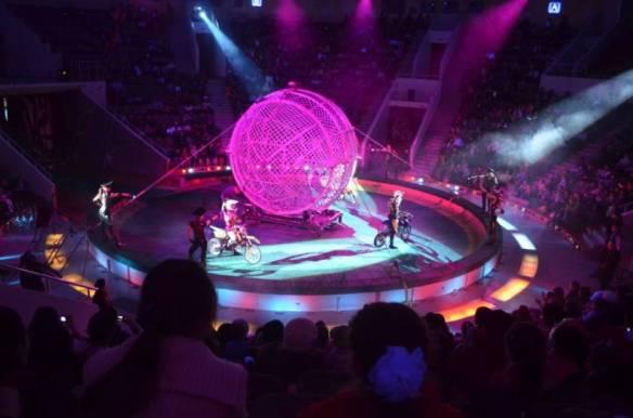 astana circo interior